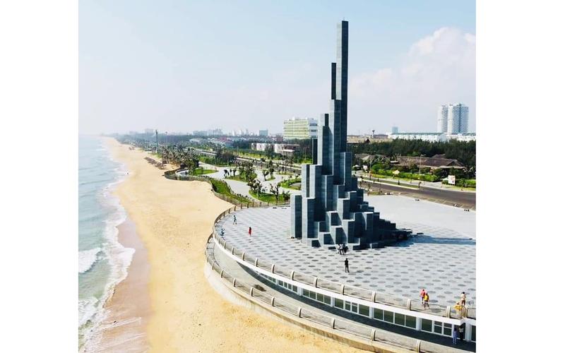 Tháp Nghinh Phong – biểu tượng mới của du lịch Phú Yên -0