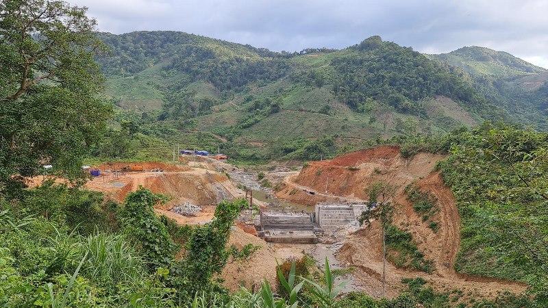 Xử lý nghiêm vụ phá rừng phòng hộ mở đường thi công thủy điện -0