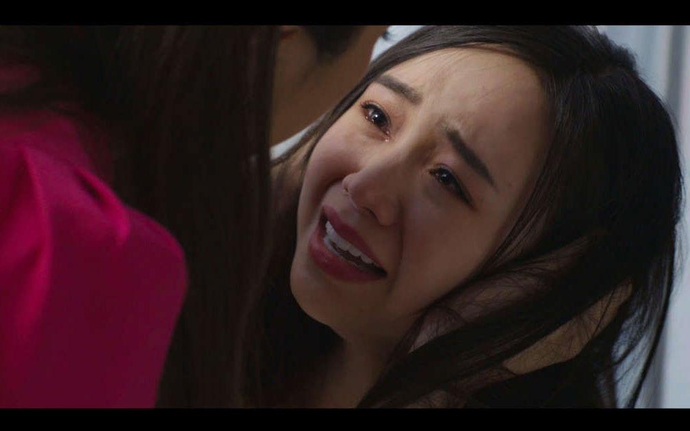 """Quỳnh Kool """"bầm dập"""" với cảnh quay trong """"Hãy nói lời yêu"""" -0"""