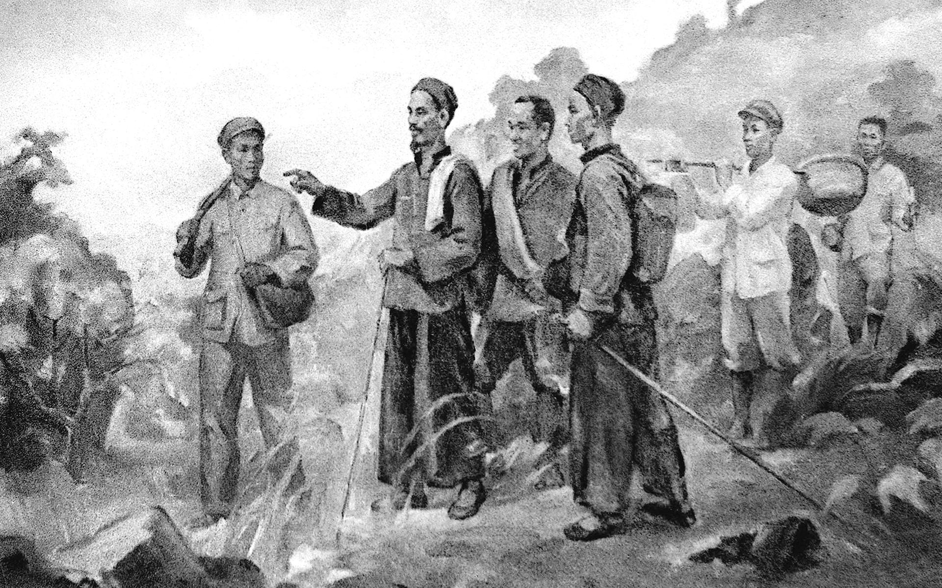 Nguyễn Ái Quốc với hành trình tìm đường cứu nước -0