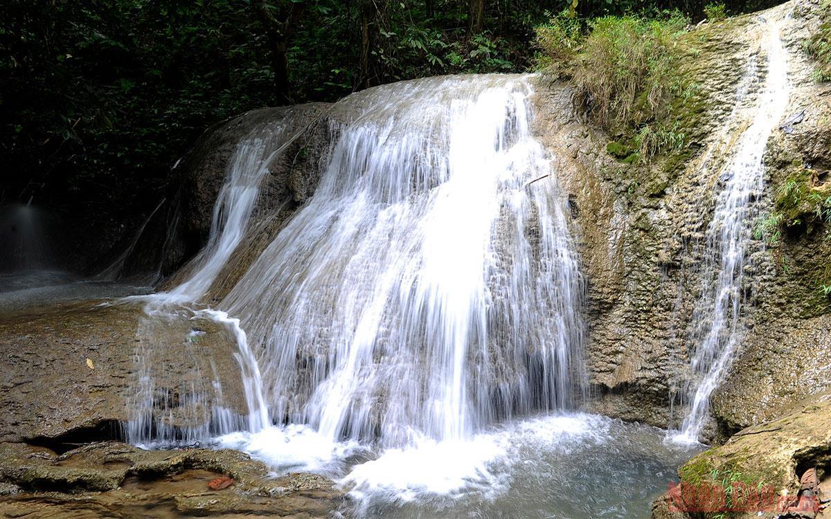 Những thác nước trong xanh - món quà từ mẹ thiên nhiên -0