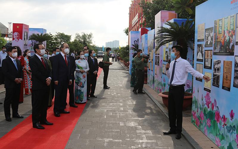 TP Hồ Chí Minh tổ chức kỷ niệm 110 năm Ngày Bác Hồ ra đi tìm đường cứu nước -0