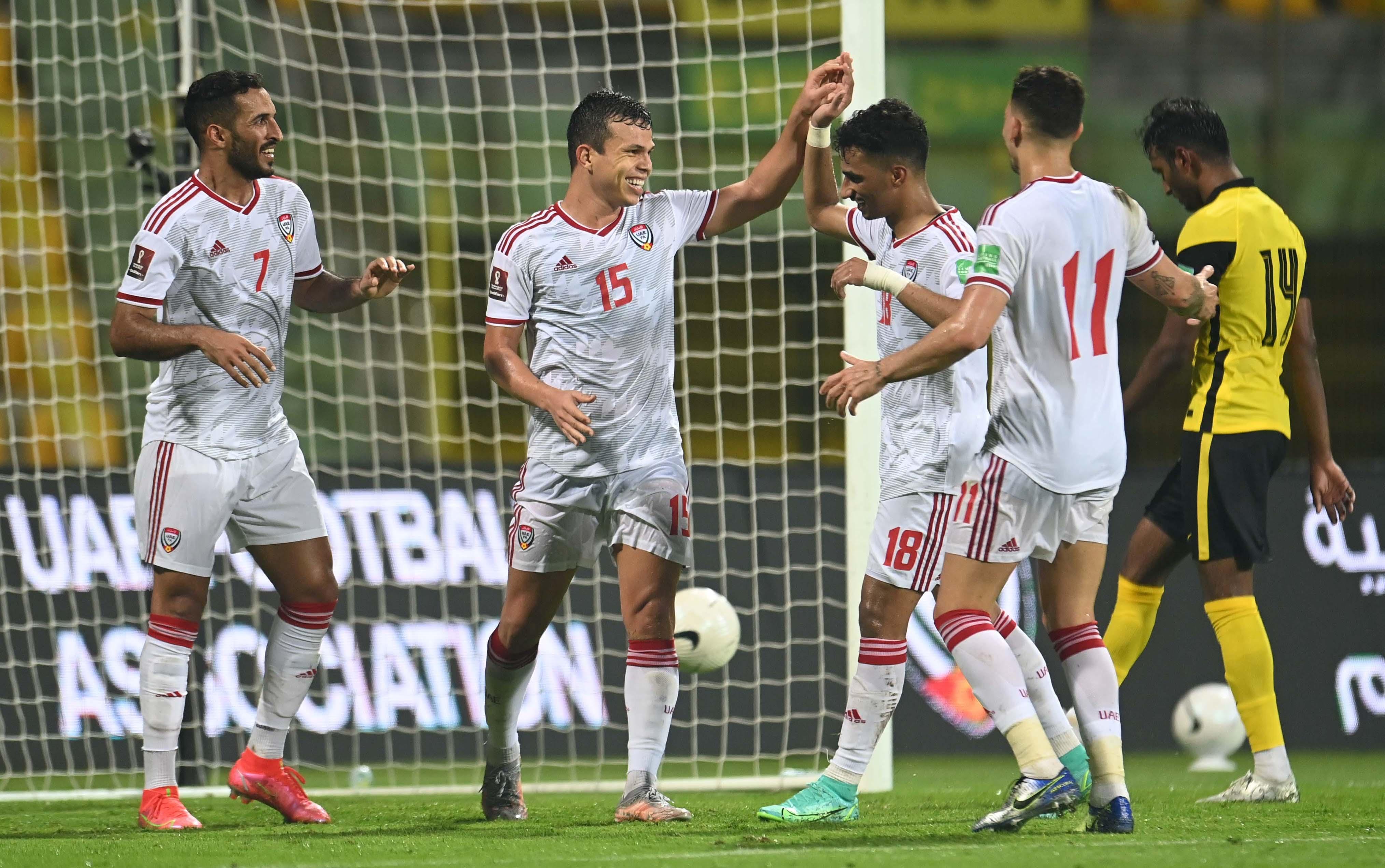 Thua UAE 1-3, Thái Lan hết hy vọng đi tiếp -0