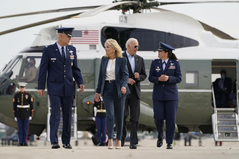 Tổng thống Mỹ Joe Biden bắt đầu công du châu Âu -0