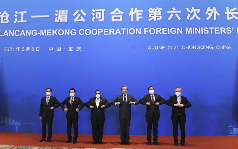 Việt Nam tích cực thúc đẩy quan hệ ASEAN – Trung Quốc và đóng góp hiệu quả cho hợp tác Mê Công - Lan Thương -0