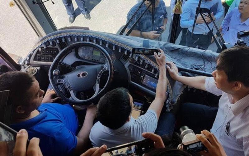 """Doanh nghiệp vận tải tiếp tục xin """"lùi, hoãn"""" thời hạn lắp camera trên xe -0"""