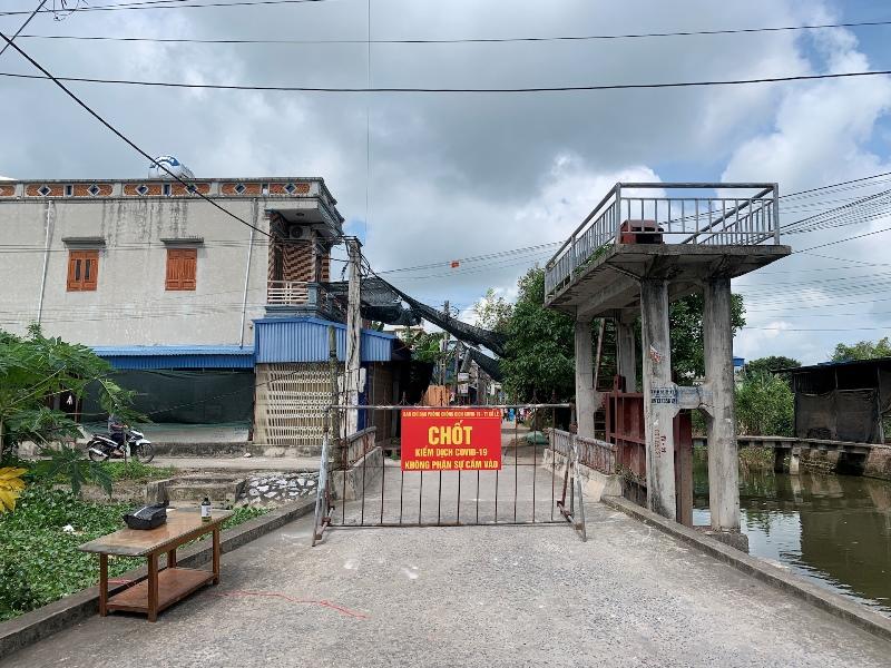 Cập nhật dịch Covid-19 ngày 11-6: Số ca nhiễm tại Việt Nam vượt 9.900 -0