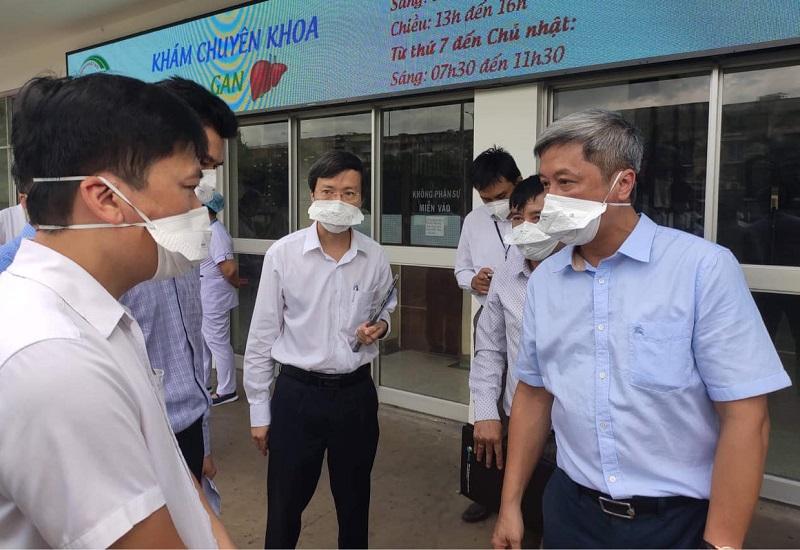 Thành lập Bộ phận thường trực đặc biệt hỗ trợ TP Hồ Chí Minh chống dịch -0