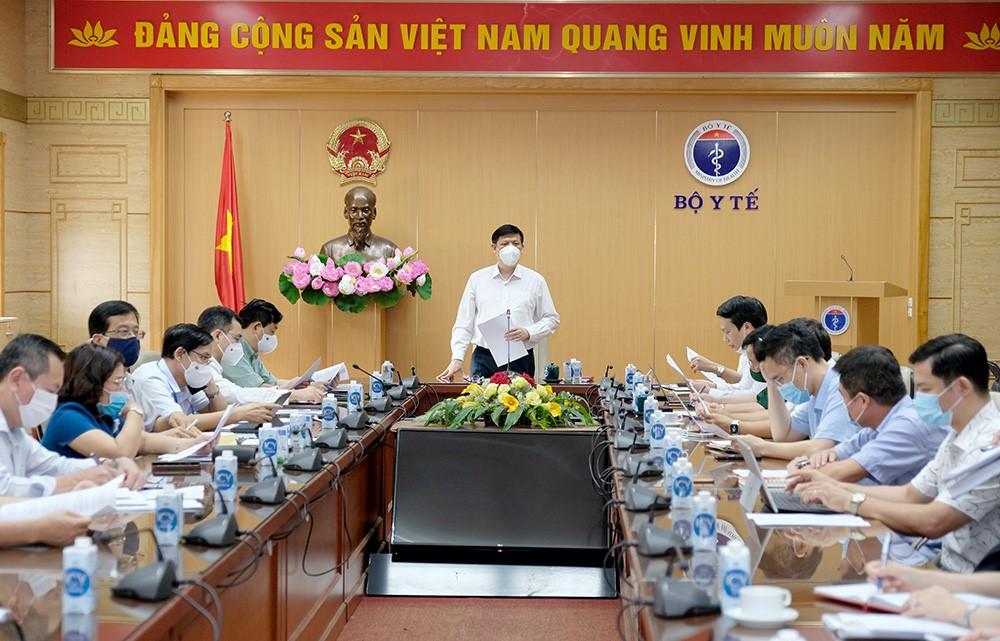 Việt Nam triển khai chiến dịch tiêm chủng lớn nhất từ trước đến nay -0