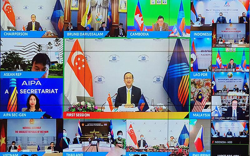 Bảo đảm lưu thông hàng hóa và các chuỗi cung ứng trong khu vực ASEAN -0