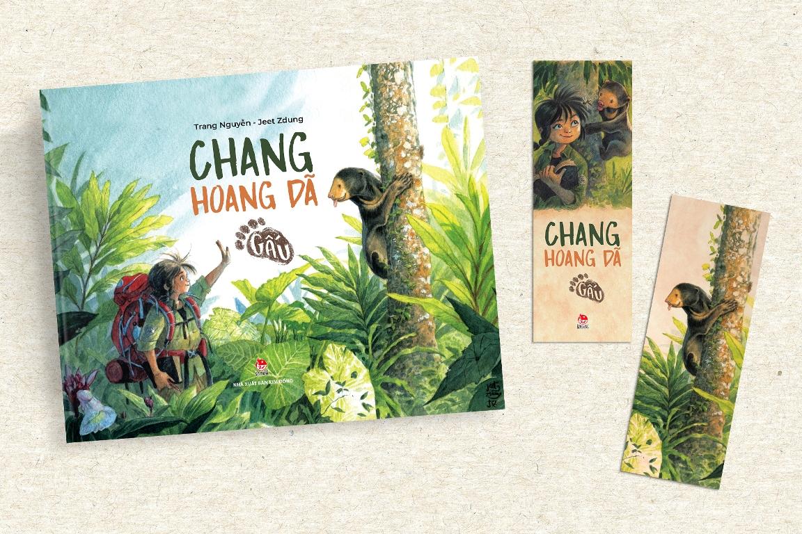 """""""Chang hoang dã – Gấu"""" bán bản quyền cao kỷ lục – Tín hiệu vui cho sách Việt -0"""