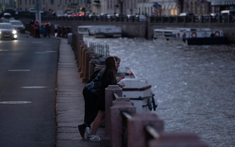 Đêm trắng ở Saint Petersburg -0