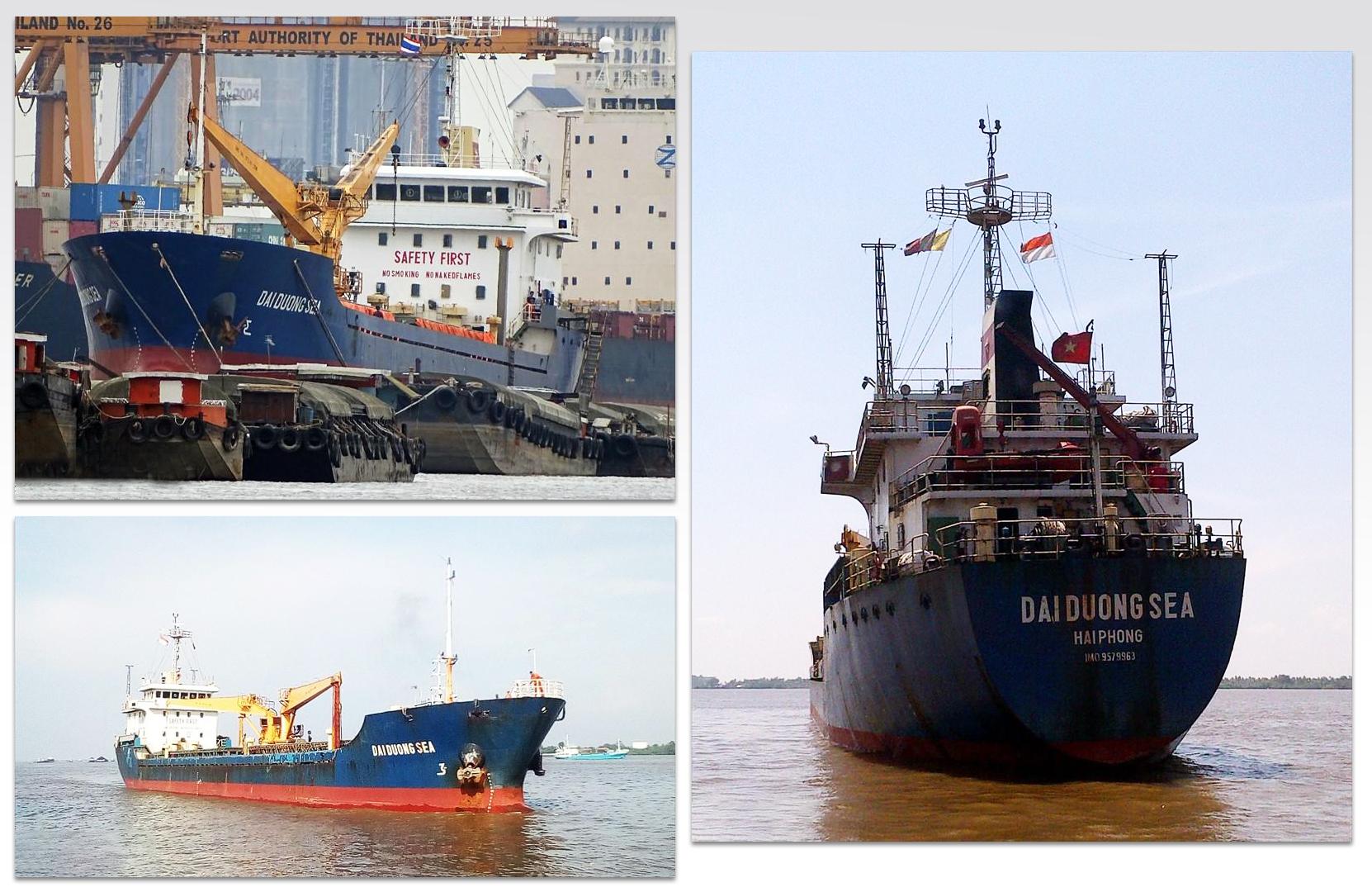 Bài 1: Cảng biển căng mình chống dịch từ những con tàu -0