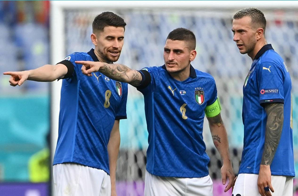 Điểm danh tám anh hào tại tứ kết Euro 2020 -0