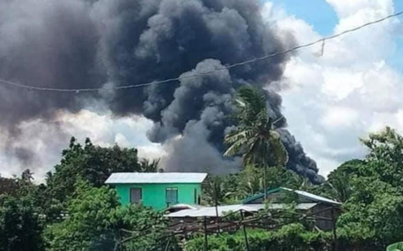 Rơi máy bay quân sự Philippines, ít nhất 17 người thiệt mạng -0