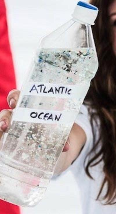 Dùng dữ liệu vệ tinh NASA theo dõi hạt vi nhựa trong đại dương -0