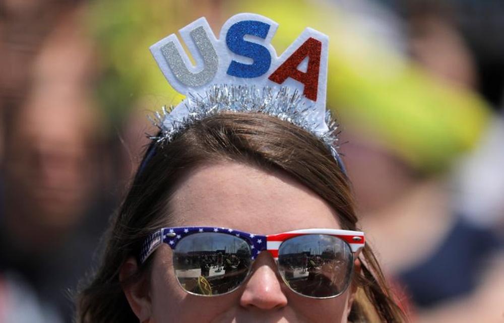 Kỷ niệm lần thứ 245 Quốc khánh của Hợp chúng quốc Hoa Kỳ -0