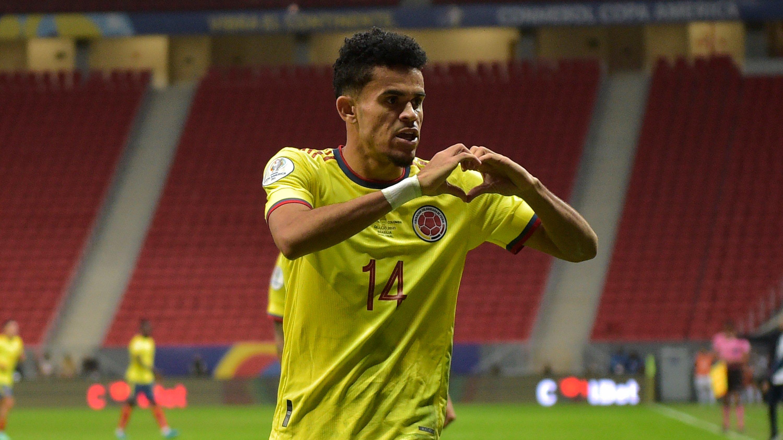 Hạ Colombia, Argentina đối đầu Brazil ở chung kết Copa Ameria -0