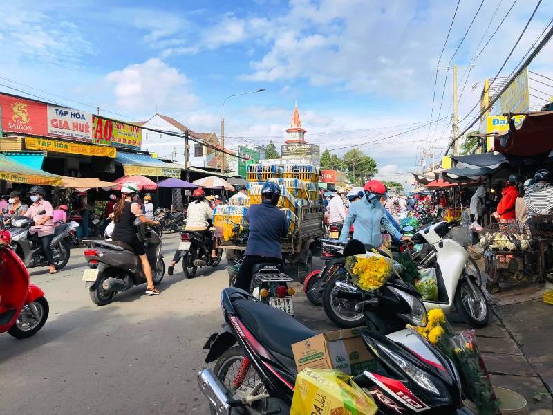 Ngày đầu tiên thực hiện giãn cách theo Chỉ thị 16 ở Đồng Nai -0