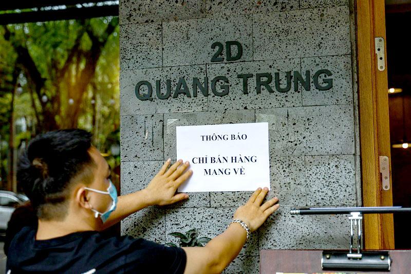 Hà Nội tạm dừng hoạt động kinh doanh không thiết yếu từ ngày mai 13/7