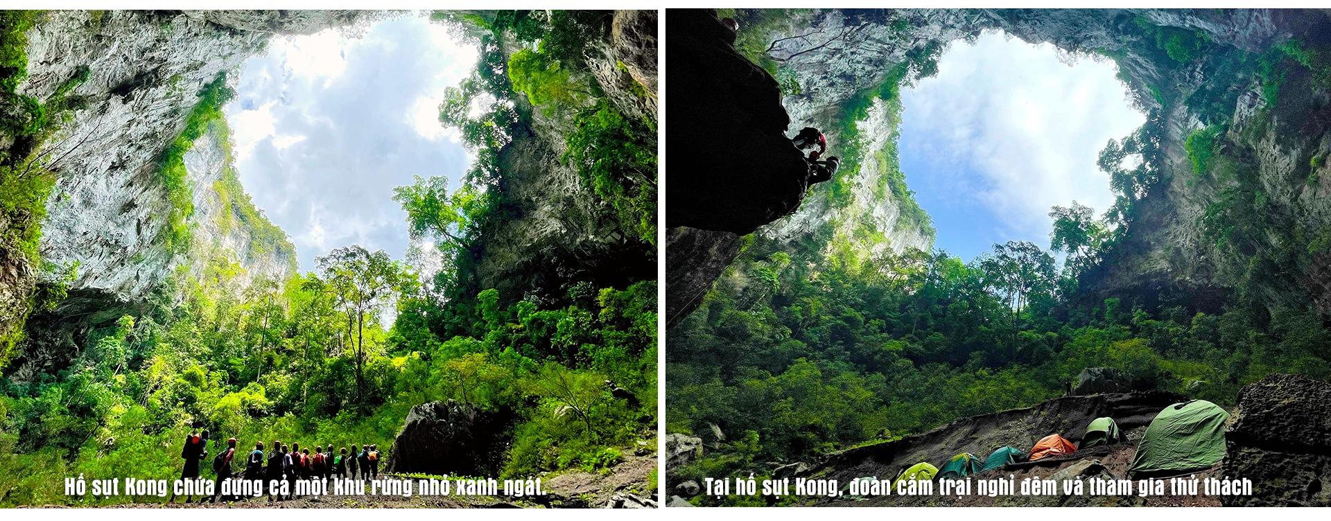 Hang Hổ - Hố sụt Kong: Phiêu lưu để tìm lại chính mình -0