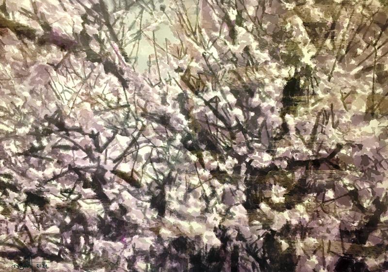 Ra mắt không gian nghệ thuật tranh giấy dó -1
