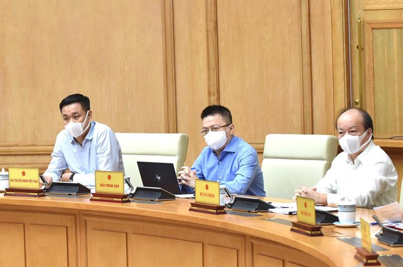 Thủ tướng Phạm Minh Chính: Chăm lo, bảo vệ tính mạng, sức khoẻ của người dân là trên hết -0