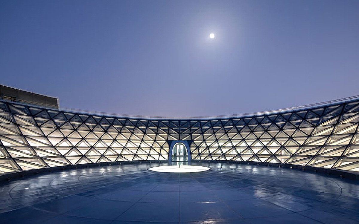 Bảo tàng Thiên văn học lớn nhất thế giới có gì đặc biệt?  -0