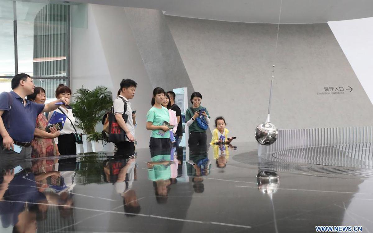 Bảo tàng Thiên văn học lớn nhất thế giới có gì đặc biệt?  -1