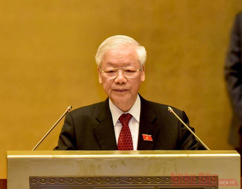 Khai mạc trọng thể Kỳ họp thứ nhất, Quốc hội khóa XV -0