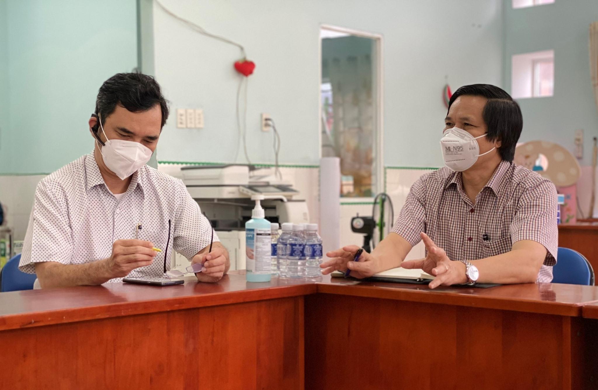 TP Hồ Chí Minh đã thiết lập 14 bệnh viện dã chiến -0