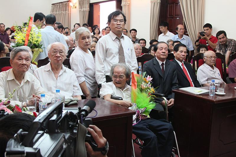 Vĩnh biệt nhà văn Sơn Tùng, một nhân cách lớn -0