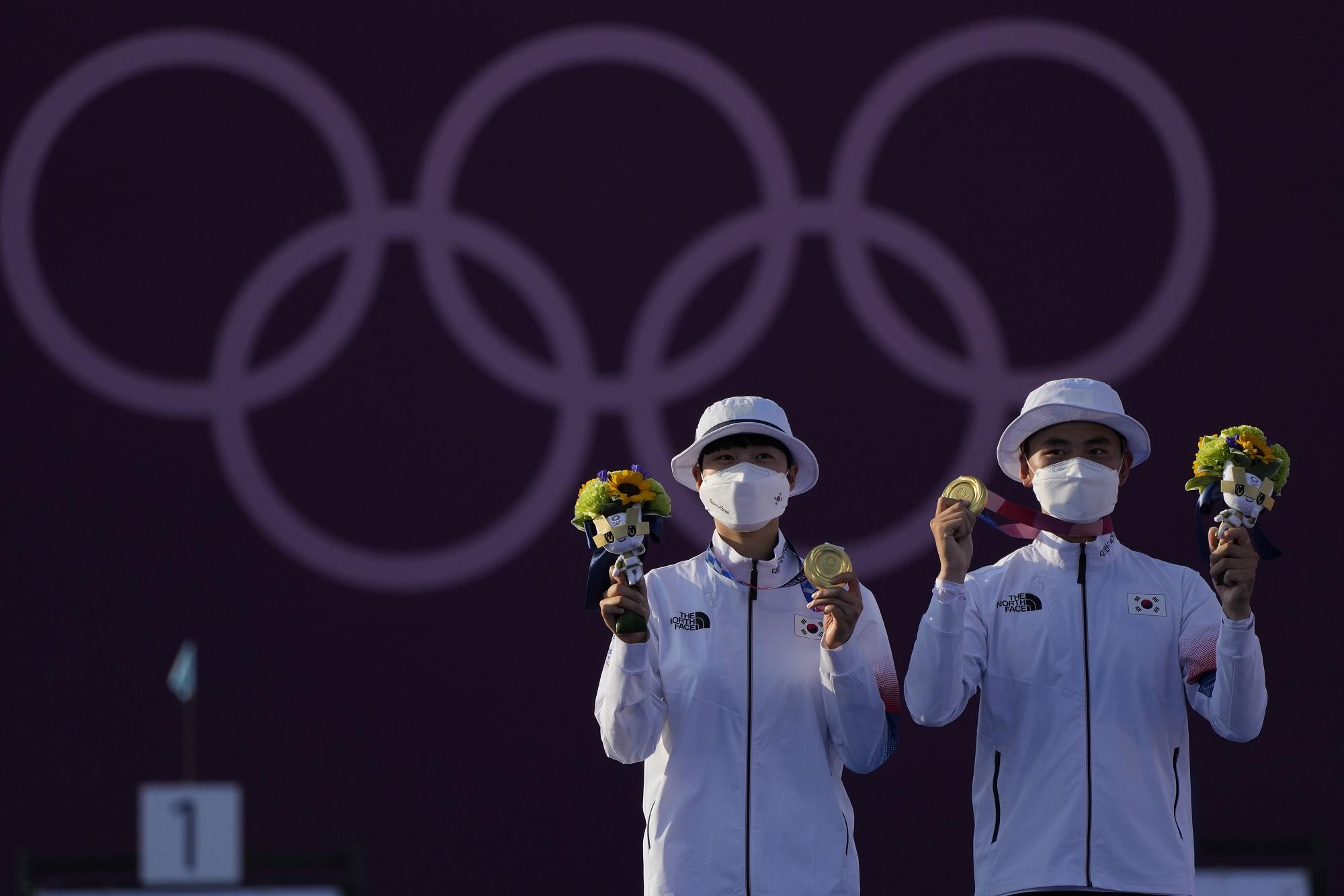 Olympic Tokyo 2020: Đoàn chủ nhà có huy chương vàng đầu tiên -0