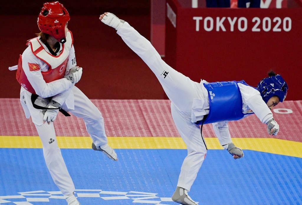 Cầu lông, Taekwondo Việt Nam khởi đầu thuận lợi -0