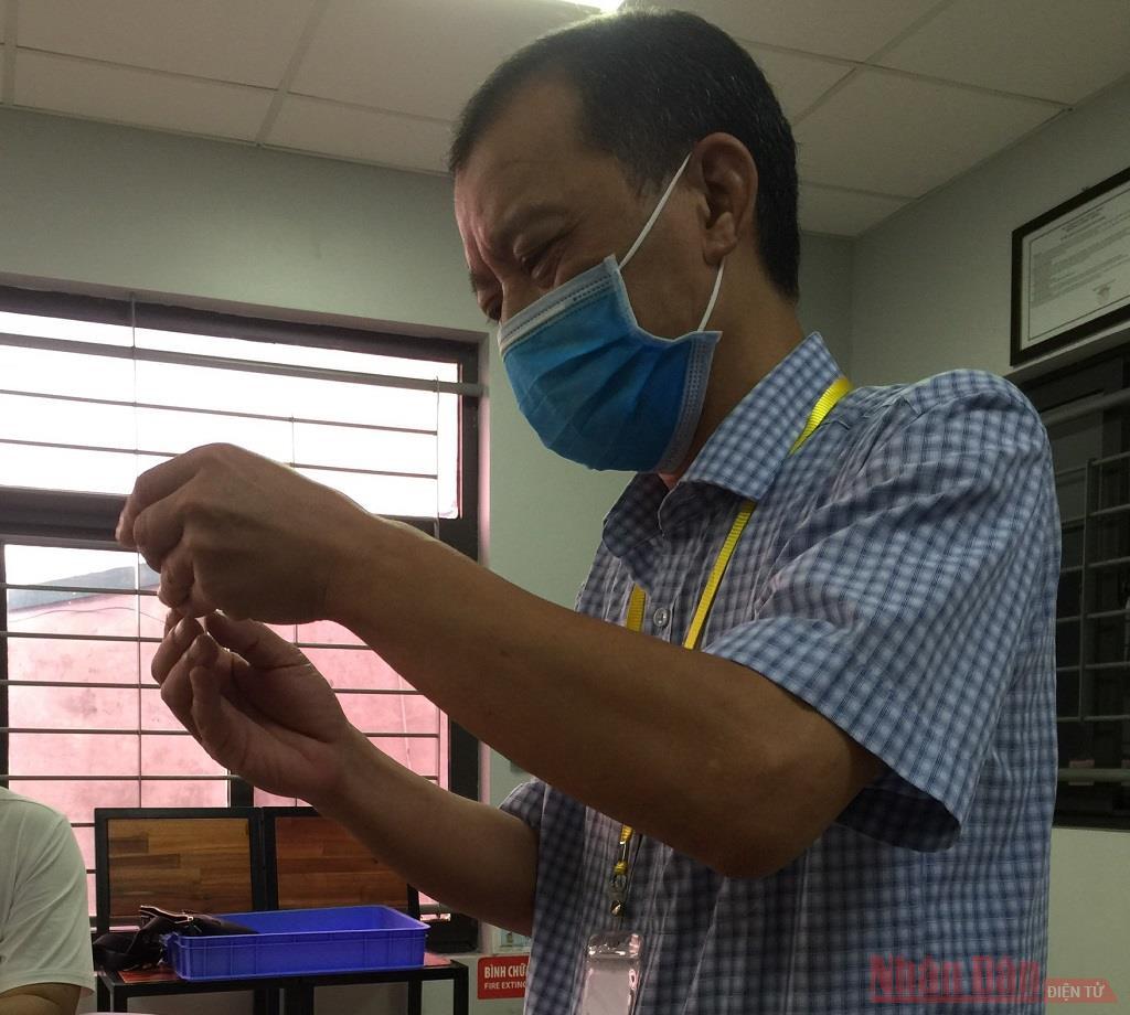 Test nhanh kháng nguyên SARS-CoV-2 do Việt Nam sản xuất có độ nhạy, độ đặc hiệu cao -0