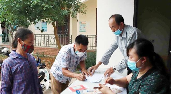 Kịp thời triển khai chính sách hỗ trợ người lao động - Báo Nhân Dân