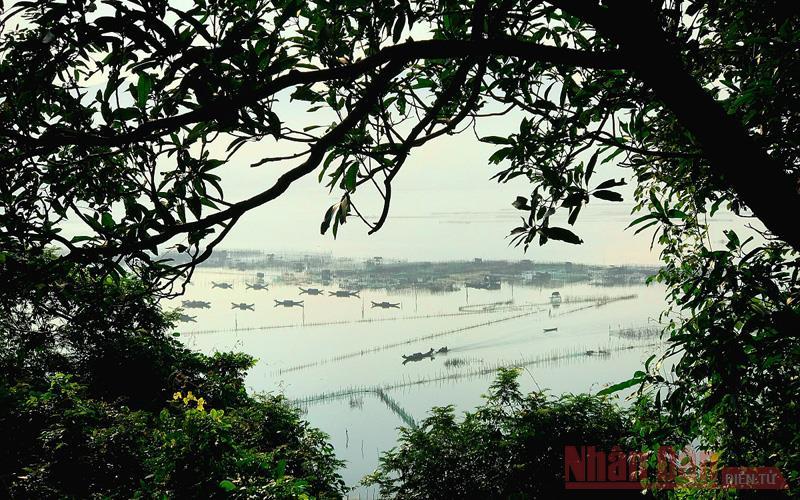 Lênh đênh đầm phá Cầu Hai, cửa biển Tư Hiền -0
