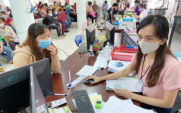 Hơn 80 nghìn người được giải quyết hưởng bảo hiểm thất nghiệp trong tháng 7