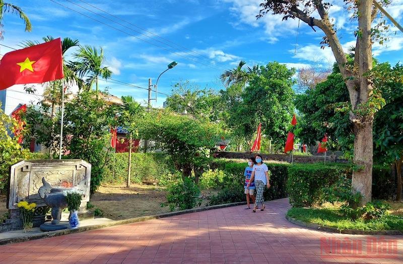 Chuyện về ngôi nhà bình dị của Đại tướng Võ Nguyên Giáp bên dòng Kiến Giang -0