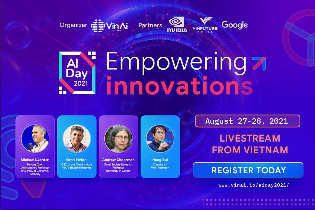 Cha đẻ ngành học máy thế giới tham gia Ngày Trí tuệ nhân tạo 2021 của Việt Nam -0