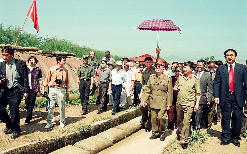 """Đại tướng Võ Nguyên Giáp - người """"Anh Cả"""" của Quân đội nhân dân Việt Nam"""