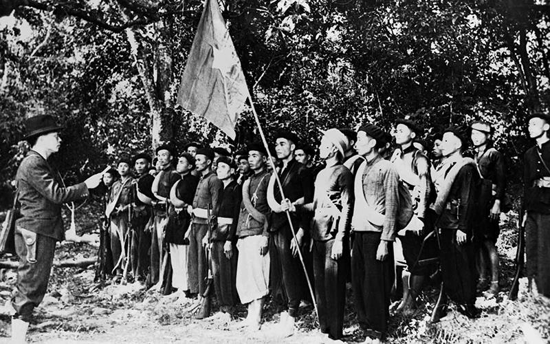 """Đại tướng Võ Nguyên Giáp - người """"Anh Cả"""" của Quân đội nhân dân Việt Nam -0"""