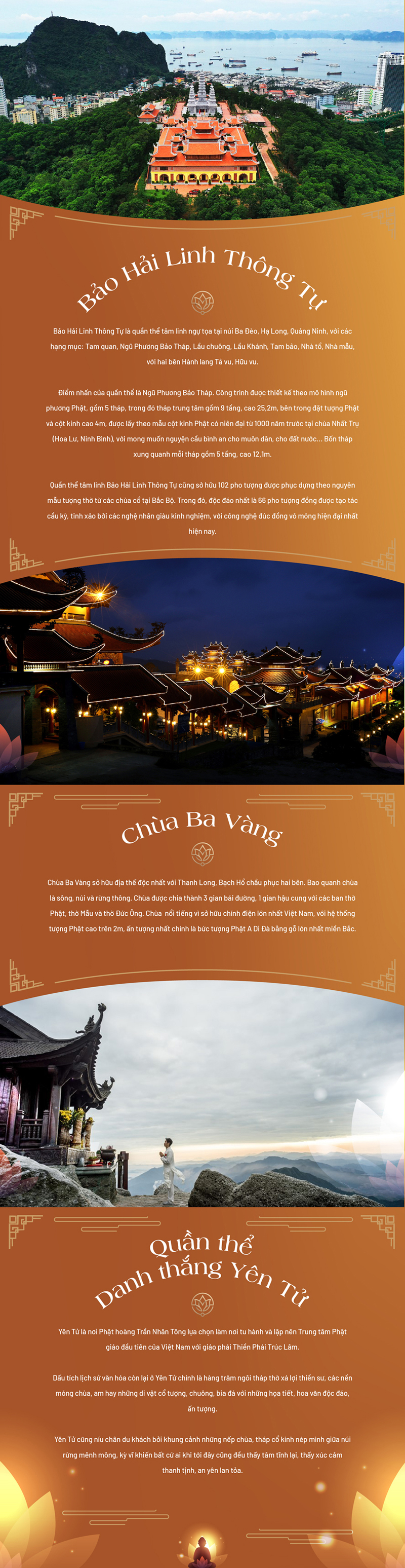 Top điểm đến tâm linh đẹp kỳ vĩ tại Quảng Ninh -0