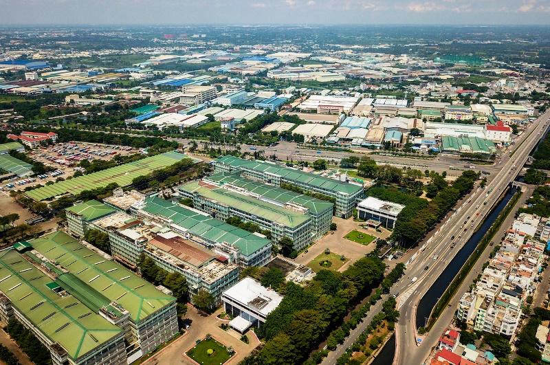 Sức hút của dự án căn hộ an cư khu Tây Sài Gòn -0