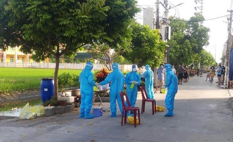 Nam Định phát hiện thêm nhiều ca nhiễm Covid-19 là giáo viên -0