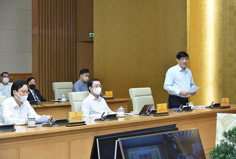 Thanh Giang gửi BAN NHÂN DÂN ĐIỆN TỬ phần kết luận của Thủ tướng tại buổi gặp mặt các nhà khoa học -0