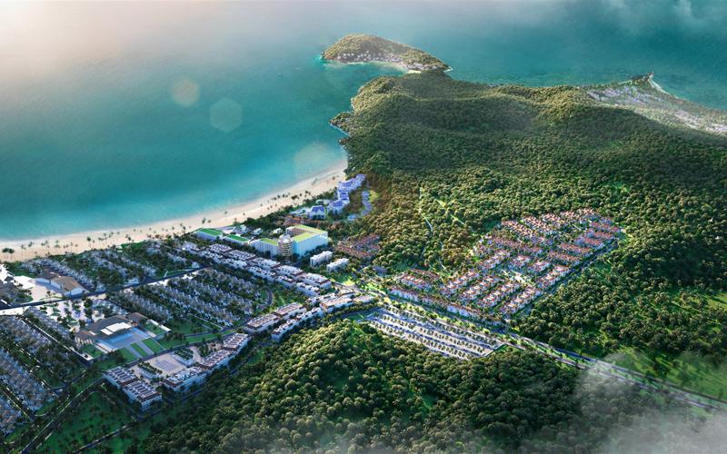 """Tropical Village – """"Ngôi làng nhiệt đới"""" tại Nam Phú Quốc -0"""