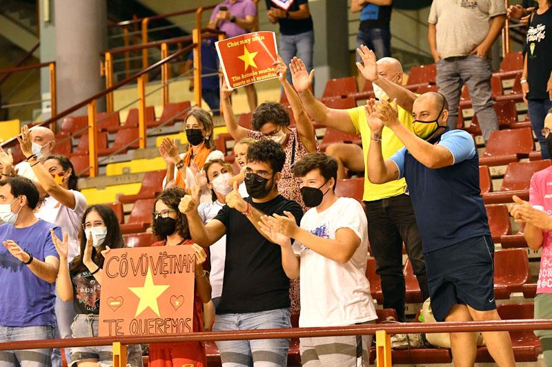 Đội tuyển futsal Việt Nam kết thúc chuyến tập huấn và thi đấu giao hữu tại Tây Ban Nha -0