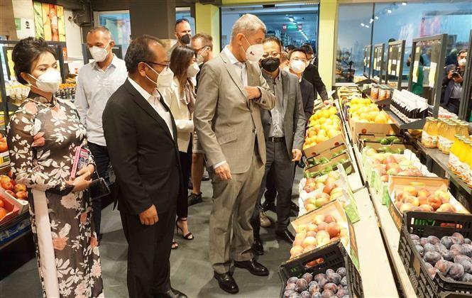 Thủ tướng Cộng hòa Séc đánh giá cao quan hệ với Việt Nam và vị thế của cộng đồng người Việt -0