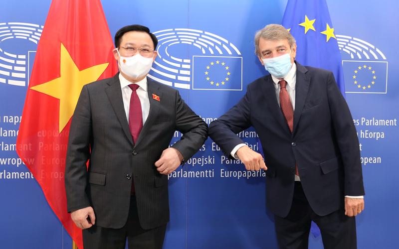 EVFTA là mô hình hợp tác mẫu mực giữa Việt Nam và EU